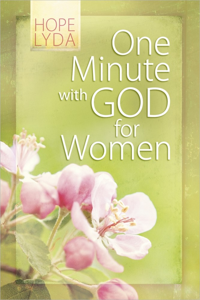 One Minute With God For Women Gift Edition