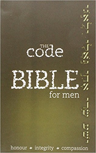 CEV Anglicised Code Bible for Men