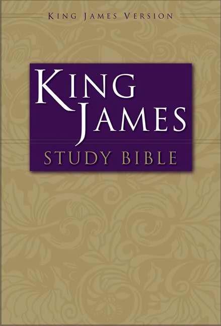 KJV Zondervan Study Bible, Personal Size