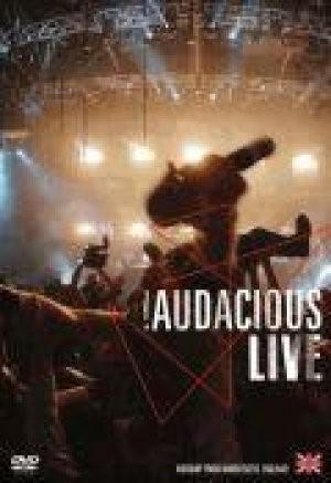 Audacious Live DVD