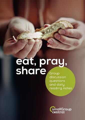 Eat, Pray, Share - Lent Booklet