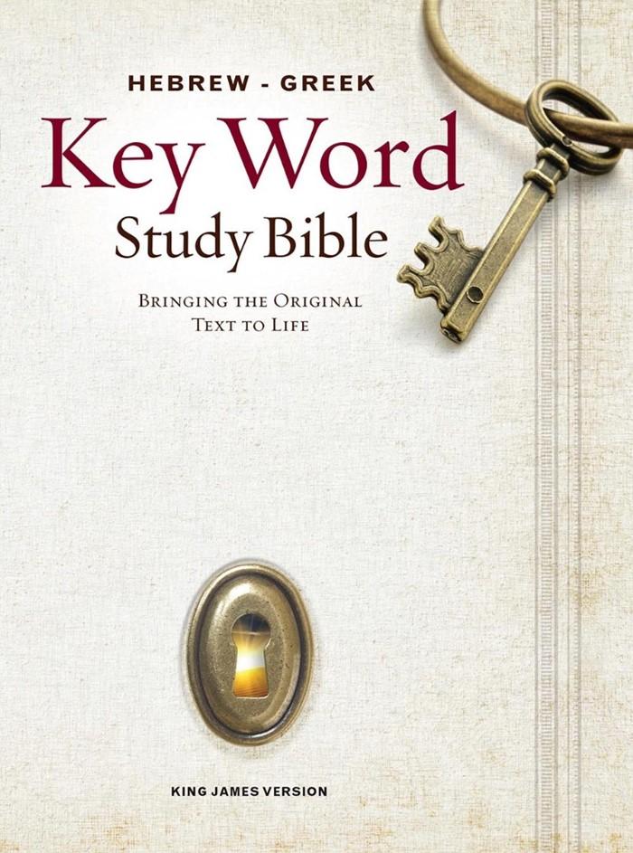 The KJV Hebrew-Greek Key Word Study Bible