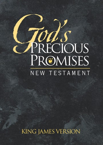 KJV God's Precious Promises New Testament