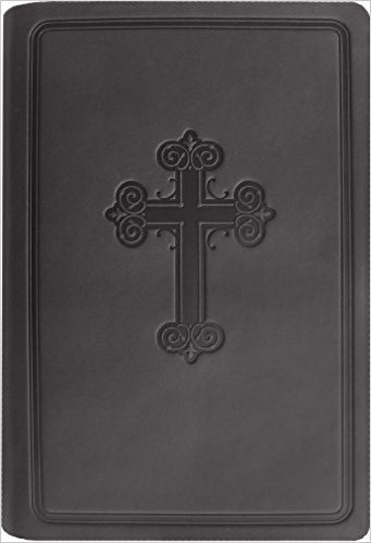 NASB Large Print Compact Bible