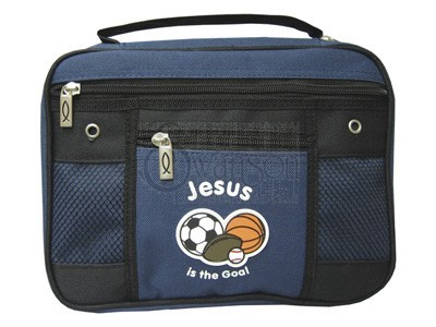 Bible Cover Jesus Is The Goal Md