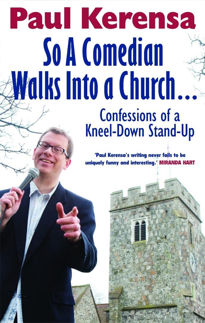 So A Comedian Walks Into Church