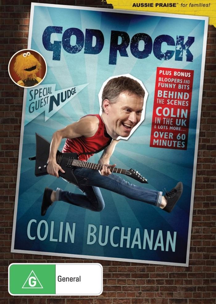 God Rock DVD