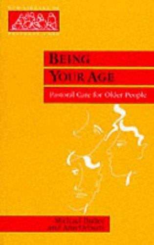 Being Your Age