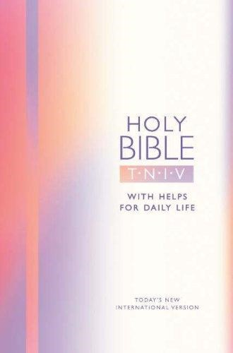 TNIV Personal Bible with Helps for Daily Life