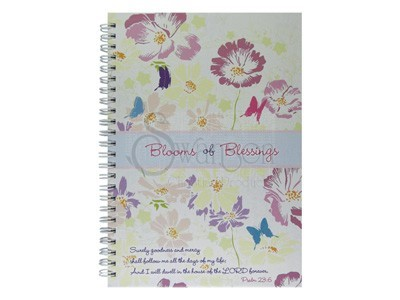 Journal: Blooms Of Blessings