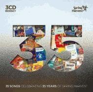35 Songs Celebrating 35 Years Of Spring Harvest: CD