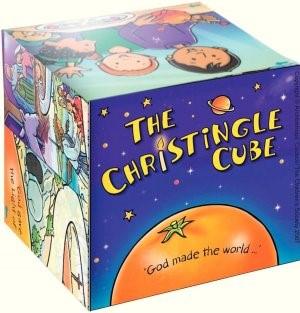The Christingle Cube