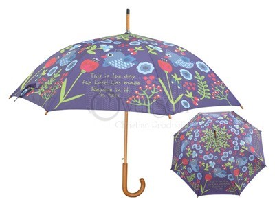 Wooden Stick Umbrella This is th