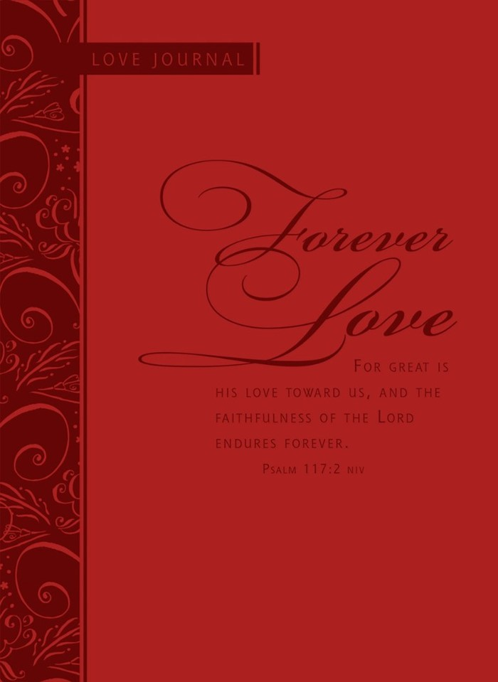 Forever Love Scripture Journal