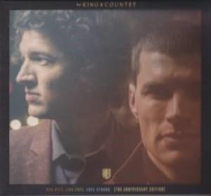 Run Wild Live Free Love Strong (Anniversary Edition) CD