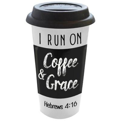 Grace & Truth Ceramic Mug - Coffee & Grace