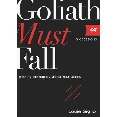 Goliath Must Fall: DVD