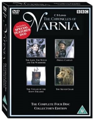 Chronicles Of Narnia, The DVD