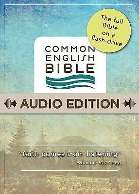 CEB Audio Edition on Flash Drive