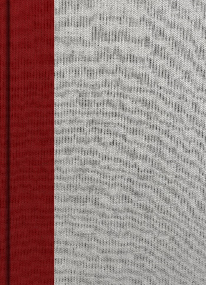 KJV Study Bible, Crimson/Gray Cloth Over Board, Indexed
