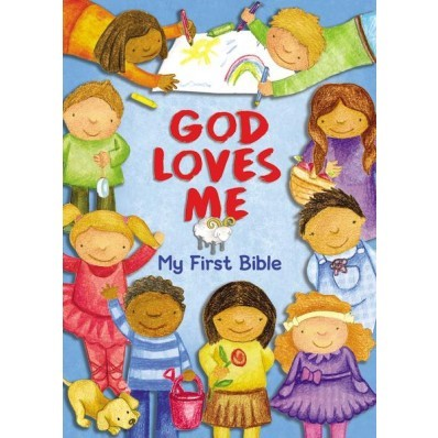 God Loves Me, My First Bible