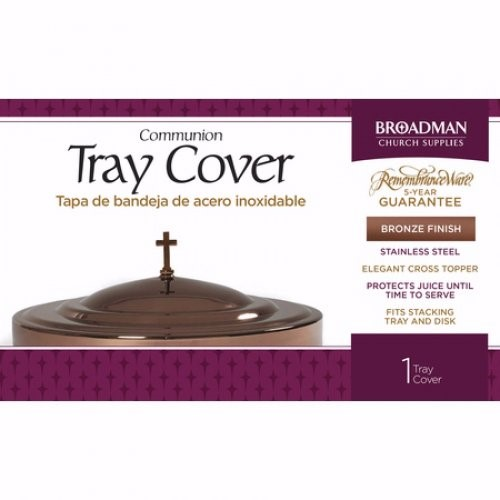 Bronze Tray And Disc Cover