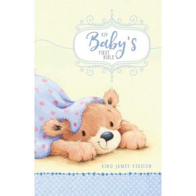 KJV Baby's First Bible, Blue