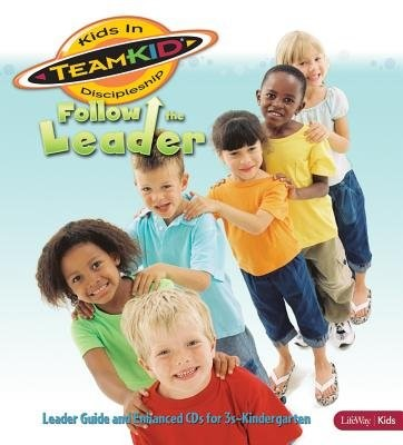 TeamKID: Follow the Leader - Leader Guide and Enhanced CD (3