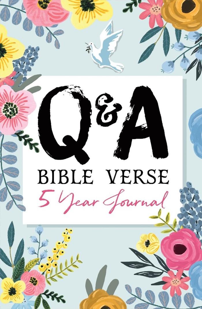 Q&A Bible Verse 5-Year Journal