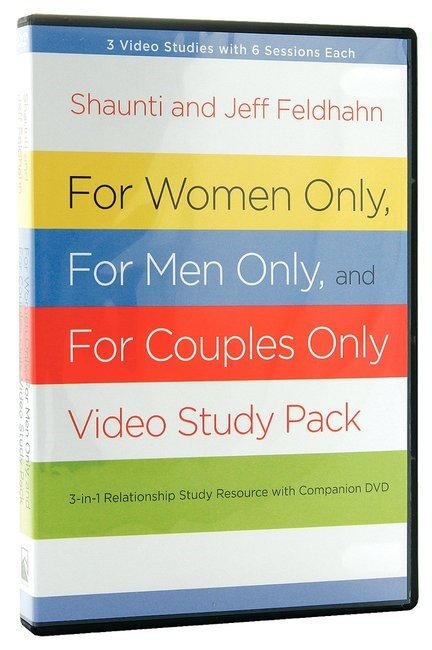 For Women Only and for Men Only: DVD and Participant's Guide
