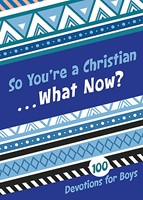 So You're A Christian...What Now? Boys