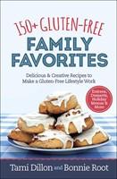150+ Gluten-Free Family Favorites (Spiral Bound)