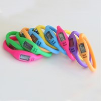 VBS 2018 24/7 Silicone Watch Bracelet (Pack of 12) (General Merchandise)