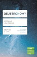 Lifebuilder: Deuteronomy