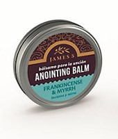 Anointing Oil Frankincense And Myrrh Balm