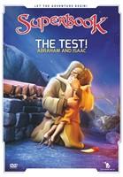 Superbook: The Test! DVD