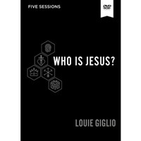 Who Is Jesus? DVD Study