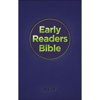 NKJV Early Readers Bible (Imitation Leather)