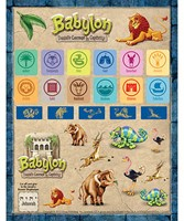 VBS Babylon Sticker Sheets (Pack of 10 Sheets) (Stickers)
