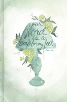 Word Is a Lamp, Journal (Hard Cover)