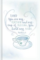Cup of Blessings, Journal (Hard Cover)