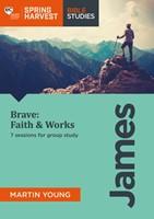 Brave: Faith And Works Workbook