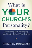 What Is Your Church's Personality? (Paper Back)