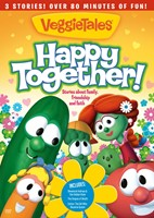 Veggies Tales: Happy Together DVD