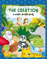 Water Doodle Book: The Creation.