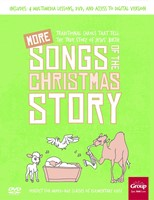 More Songs Of The Christmas Story (Mixed Media Product)
