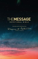 The Message Devotional Bible