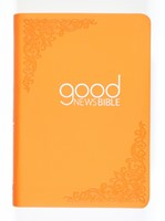 GNB Compact Soft Touch Orange (Hard Cover)