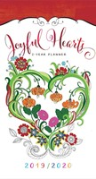 2019/2020 Two Year Pocket Planner Joyful Hearts