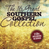 16 Great Southern Gospel Collection CD